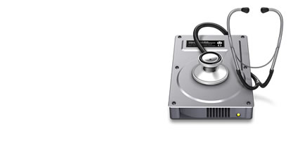 Repairing Your Primary Startup Disk with Disk Utility