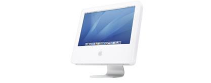 Locating the iMac G5 logic board SMU