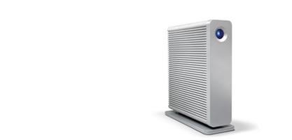 d2 Quadra 1TB External eSATA 3Gbits / USB / FireWire 400 & 800 Hard Disk