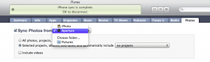 Selecting Image Manage Software